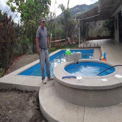 construccion de piscinas en loja
