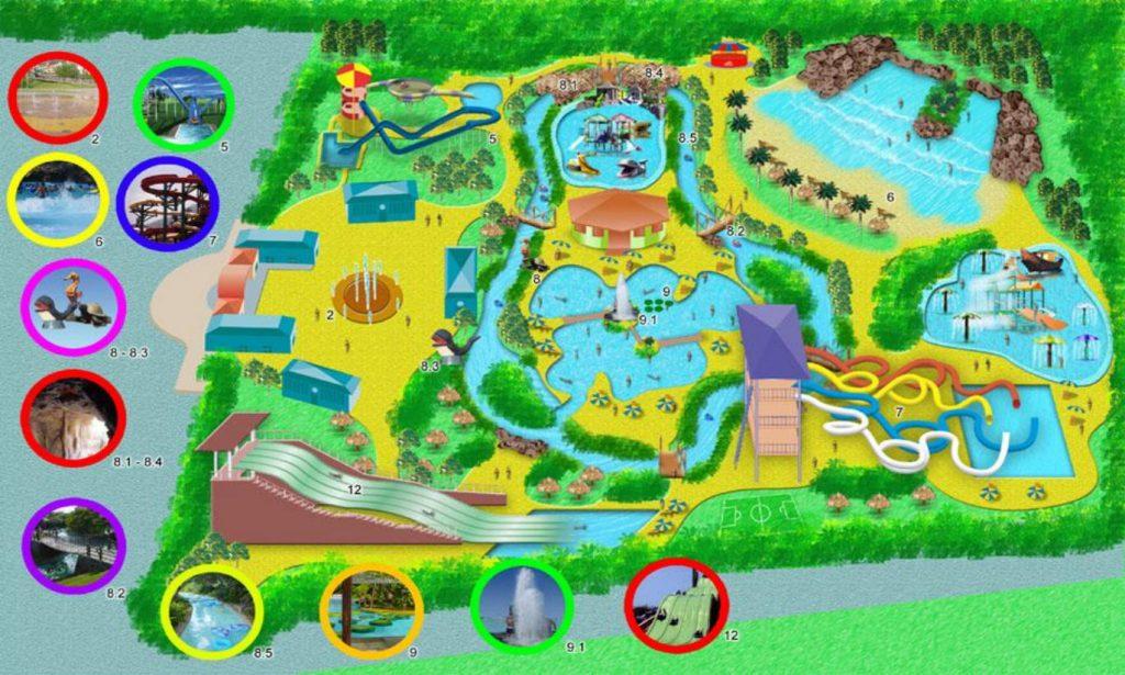 Diseño de Parque Acuatico
